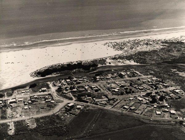 Waikawa about 1978.
