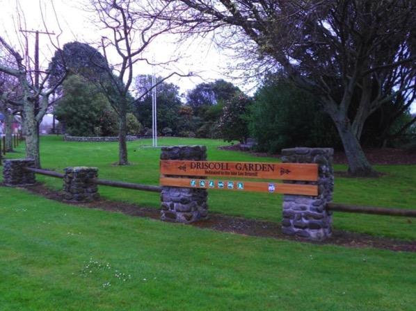 Driscoll Park.