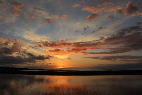 Sunset 2 by Barry Jordan.
