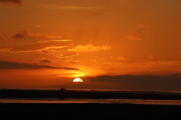 Sunset by Barry Jordan.