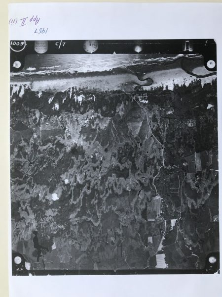 WBRA archive map 1957.