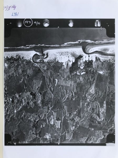 WBRA archive map 1967.