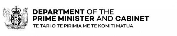 Department of the Prime Minister and Cabinet.