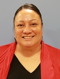 Terisa Ngobi, MP for Ōtaki.